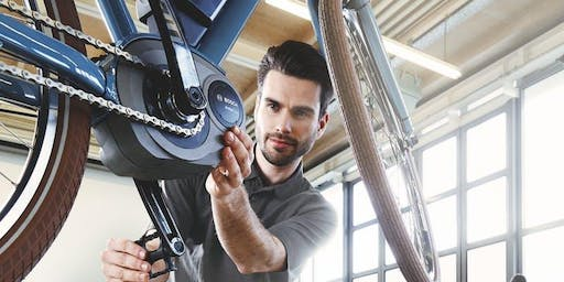 Bosch eBike Systems Technical Training – Victoria, BC