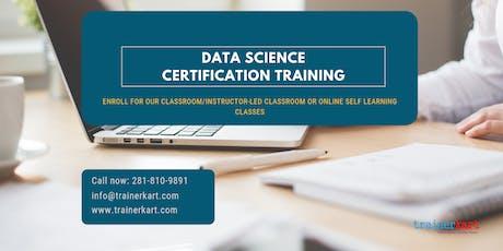 Data Science Certification Training in San Antonio, TX tickets