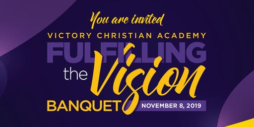 VCA Fulfilling the Vision Banquet