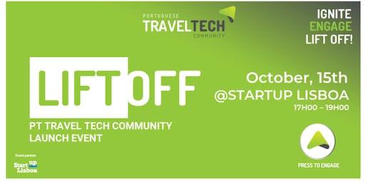LIFT OFF - PT Travel Tech Community Launch Event