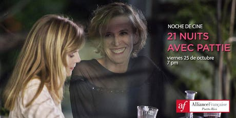 Noche de cine: 21 nuits avec Pattie - Película francesa gratis tickets