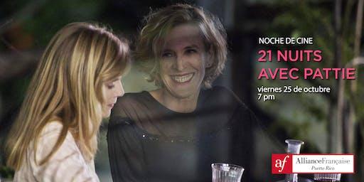 Noche de cine: 21 nuits avec Pattie - Película francesa gratis