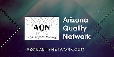 AZ Quality Network Meeting- October 2020
