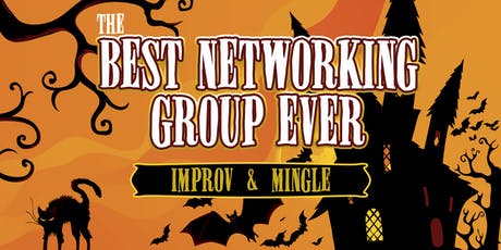 The Best Networking Group Ever! Play, Grow, Create. tickets