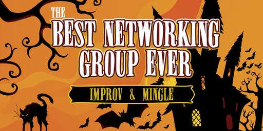 The Best Networking Group Ever! Play, Grow, Create.