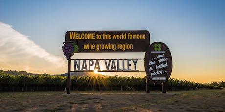 Le goût de Napa Valley - Montréal (pour professionnels seulement) billets