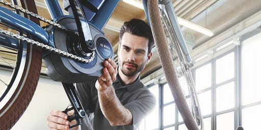 Bosch eBike Systems Technical Training – Edmonton, AB