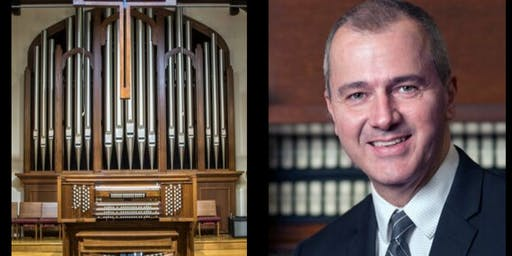 2ND ANNUAL SAM B. COOK MEMORIAL ORGAN CONCERT FEATURING ALAN MORRISON