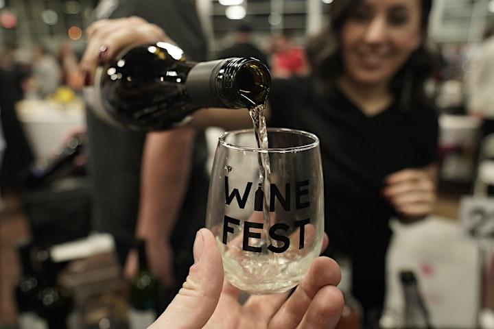 Jersey City Wine Fest image