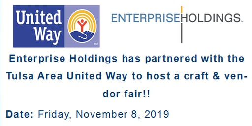 Enterprise Holdings United Way Vendor Fair