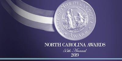 2019 North Carolina Awards