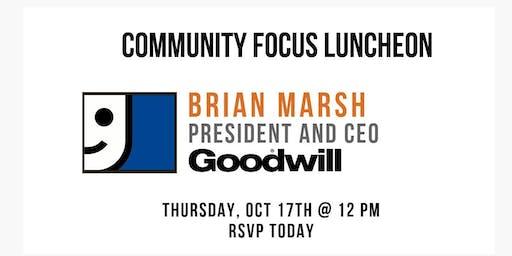 Community Focus Lunch