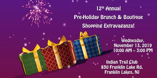 VHA Franklin Lakes Branch Pre-Holiday Brunch and Boutique