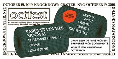 Octfest: An International Beer, Music and Food Fes