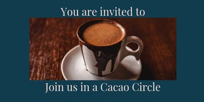 Cacao Circle with Revibe Energy Healer and teacher Mikki Baloy