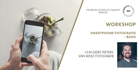 Workshop Smartphone Fotografie - Basis tickets