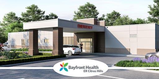 Bayfront ER Citrus Hills