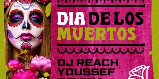 Dia De Los Muertos ~ Day of The Dead at WALL Lounge Miami 11/1
