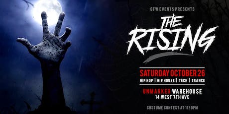 GFW EVENTS: The Rising 2019 tickets