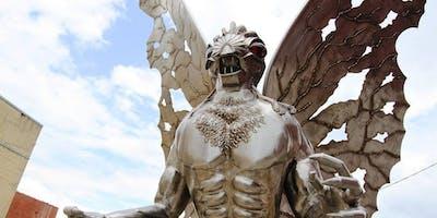 Chief Cornstalk & the Mothman: Native History behind a WV Legend