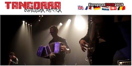 Tangorra - Argentine Tango orchestra with milonga (tango dancing) tickets