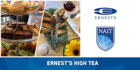 Ernest's High Tea  tickets