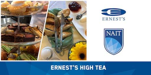 Ernest's High Tea