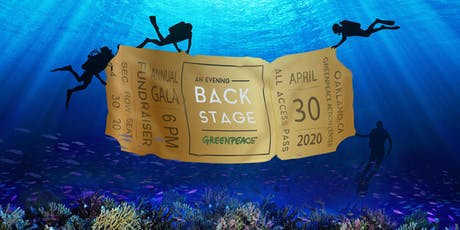 Greenpeace Backstage Gala 2020 tickets