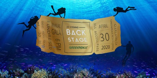 Greenpeace Backstage Gala 2020