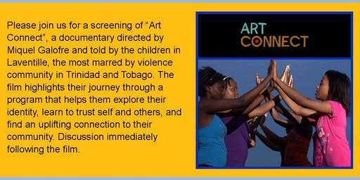 Film Screening and Discussion - Art Connect