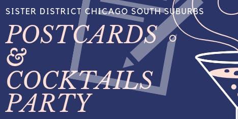Postcards & Cocktails Party