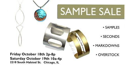 Samples & Seconds Sale