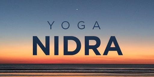 Yoga Nidra/Deep Relaxation Meditation with Stephan
