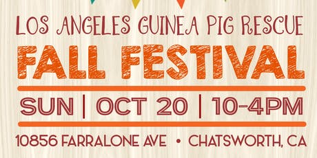 5th Annual Pet Guinea Pig Festival tickets