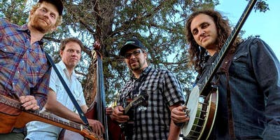 Skillethead at P44P's  Give Thanks for Local Talent - McMenamins 11/30
