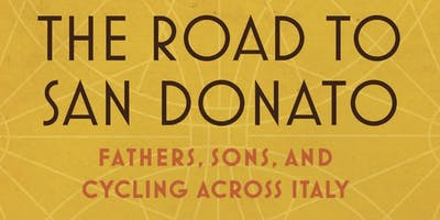 Local Author Robert  Cocuzzo  The Road to San Donato