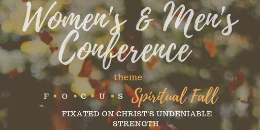 Women's  and Men's Conference 2019
