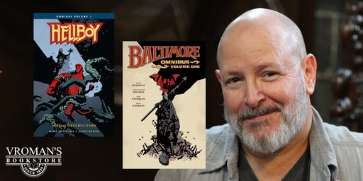 An Afternoon with Mike Mignola