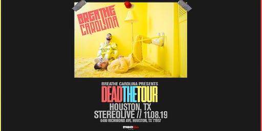 Breathe Carolina - Stereo Live Houston