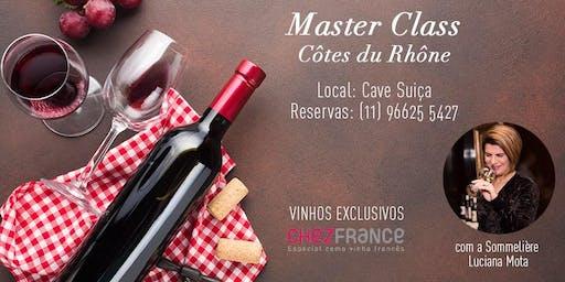 Masterclass Côtes Du Rhône