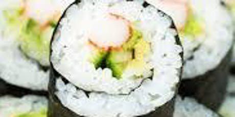 Make your own Sushi Class at The Vineyard at Hershey tickets