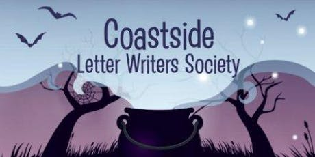 Coastside Letter Writers Society October Meeting tickets