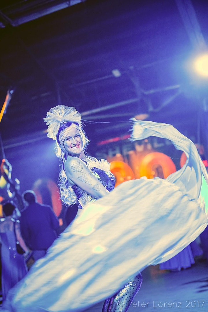All Hallow's Eve Circus and Benefit Showcase image