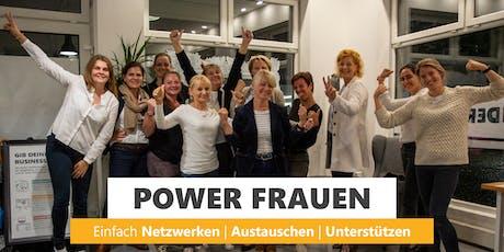 #3 Power Frauen - Netzwerktreffen Tickets