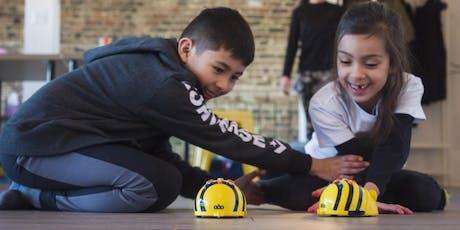 Ateliers d'initiation aux technologies et au numérique pour les enfants de 5 à 7 ans! billets