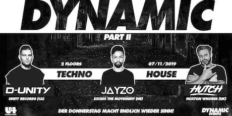 Dynamic U4 Tickets