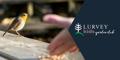 KIDS GARDEN CLUB: Feed the Birds!