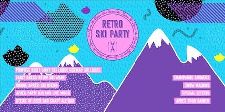 Apres Ski Newcastle - The Retro Ski Party! tickets
