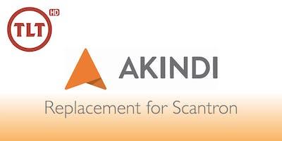 Akindi Workshop (Scantron Replacement)