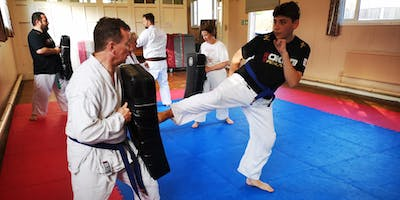 4 weeks Beginners FAMILY MARTIAL ARTS Course